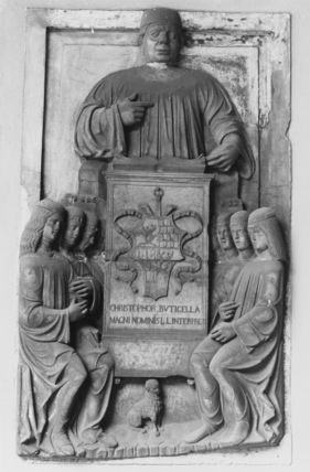 Monument to Cristoforo Butigella