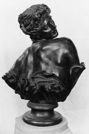 Bust of Clytie