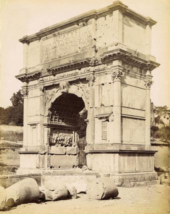 Roman Forum;Arch of Titus