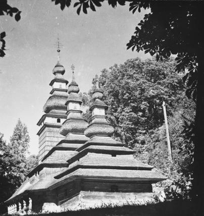 Church of Kinskeho Zahrade