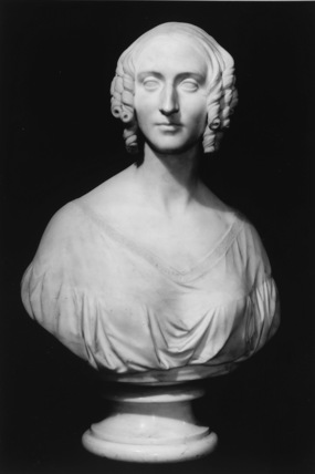 Bust of Miss Bland