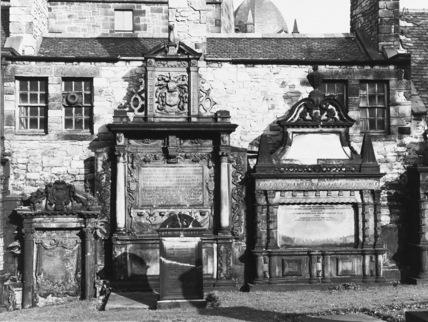 Tomb of Sir Robert Denistoun