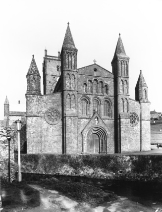St David's Cathedral;Cathedral Church