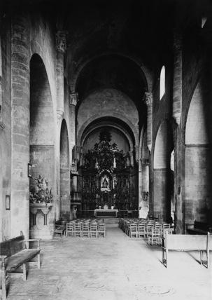 Church of San Pedro de Galligans
