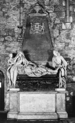 Christ Church Cathedral;Monument to Robert, 19th Earl of Kildare