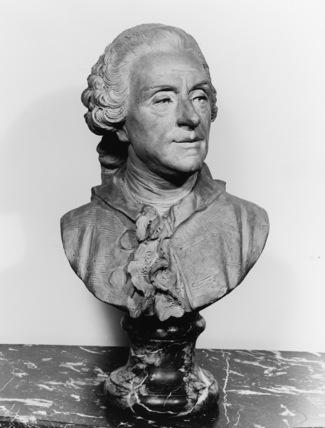 Bust of Francois Boucher