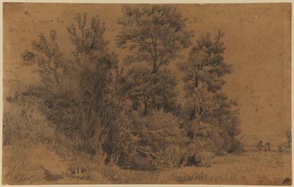 Landscape (recto)