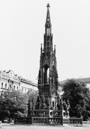 Monument to Francis I and Czech History