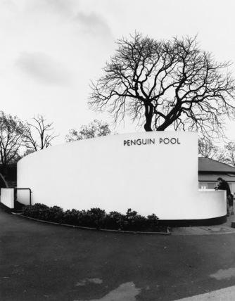 Regents Park Zoo, Penguin Pool