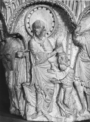 Capitals made for Crusader Church