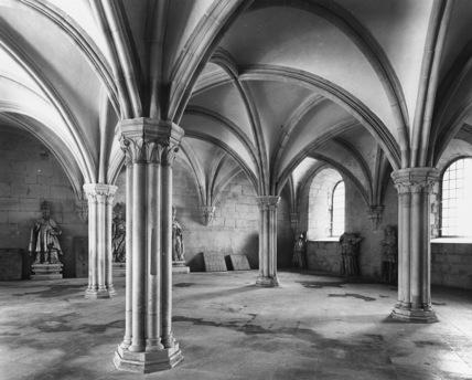 Monastery of Santa Maria;Chapter House