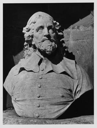 Bust of Inigo Jones