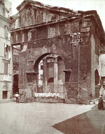 Portico d' Ottavia