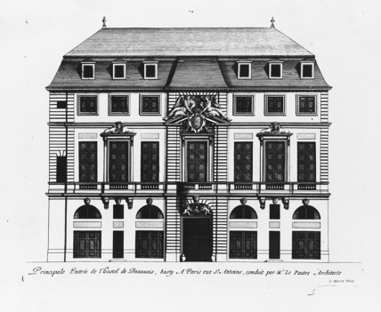 Hotel de Beauvais
