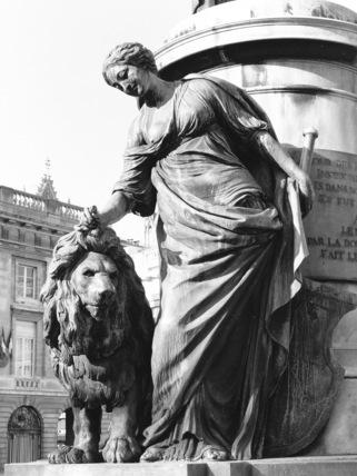 Monument to Louis XV