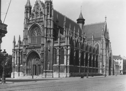 Church of Notre-Dame du Sablon