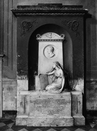 Santissima Annunziata;Church;Monument to Giovita Garavaglia
