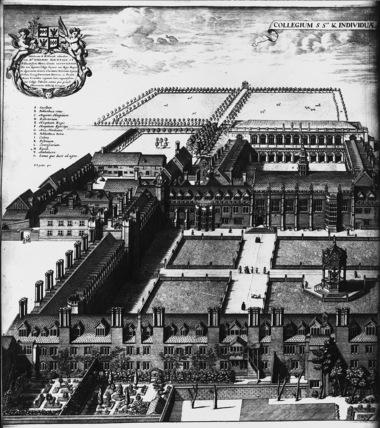 University of Cambridge, Trinity College
