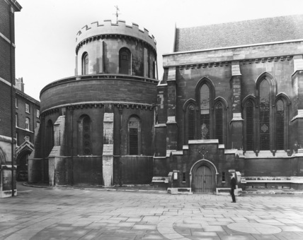 Temple Church of St Mary
