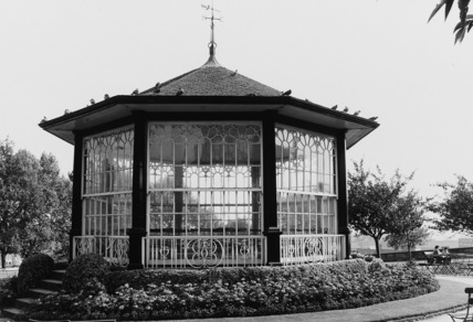Cast Iron Bandstand