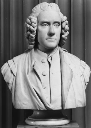 Bust of Alexander Monro