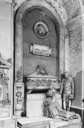 Camposanto di Staglieno;Monument to the Ghigliani Family
