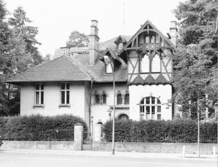 House on 3 Hagenstrasse