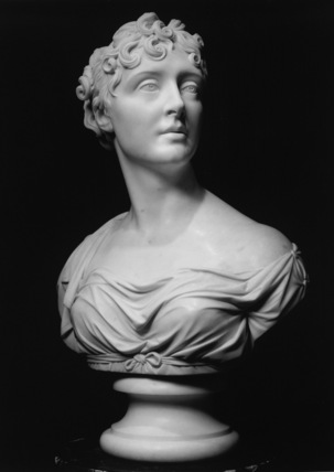 Bust of Lady Elisabeth Bingham