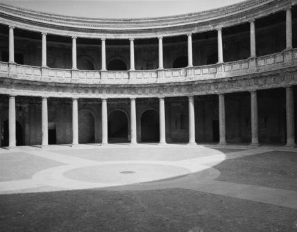 Alhambra;Palace of Charles V