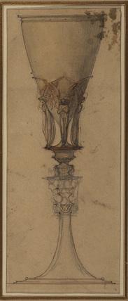 Design for a goblet