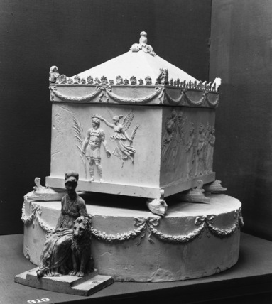 Model for a monument to Horatio, Viscount Nelson