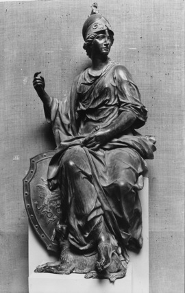 Prudence in the Guise of Pallas