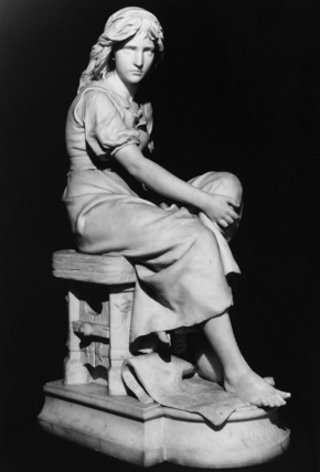 Mignon, from Goethe's Wilhelm Meister's Apprenticeship