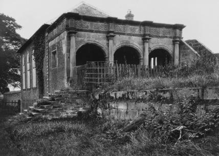 Loggia, Woodhey Hall