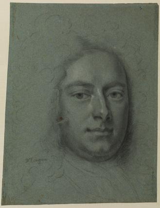 Portrait of William Congreve