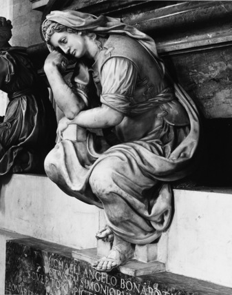 Santa Croce;Church of Santa Croce;Monument to Michelangelo