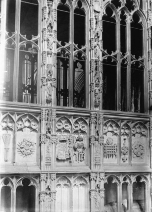 Worcester Cathedral;Cathedral Church;Prince Arthur's Chantry