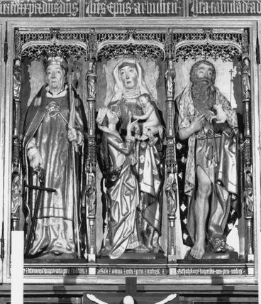 Aarhus Cathedral;High Altar
