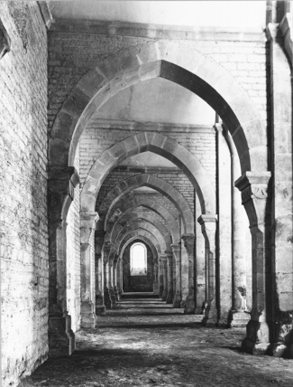Fontenay Abbey;Fontenay Abbey Church
