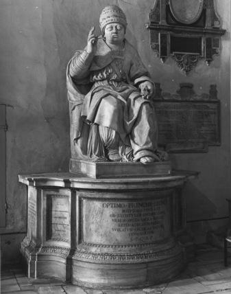 Santa Maria in Aracoeli;Monument to Leo X