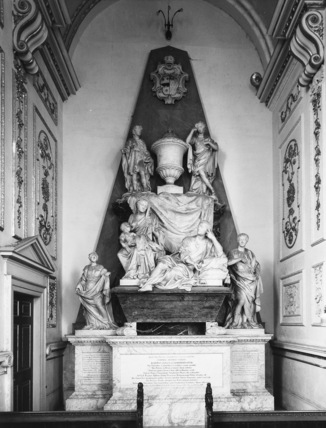 Parish Church of St Michael;Monument to 1st Lord Foley
