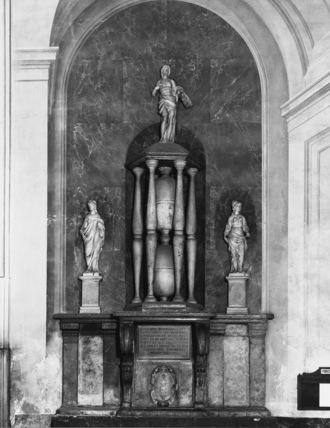 Tomb of Cherubino Sforanzo