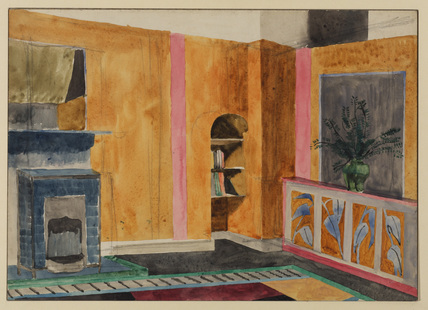 Design for Lalla Vandervelde's Flat