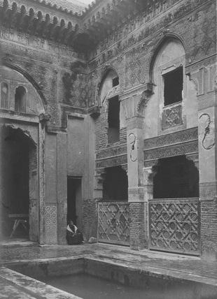 Medersa Sahridj