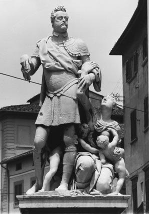 Statue of Ferdinando II de' Medici