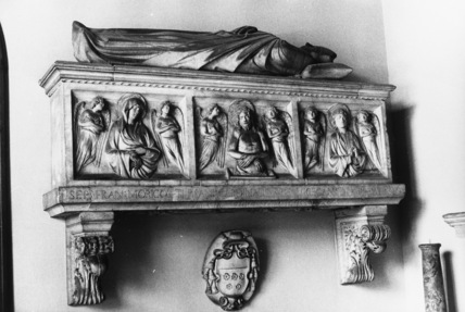 Camposanto;Tomb of Cardinal Moricolti