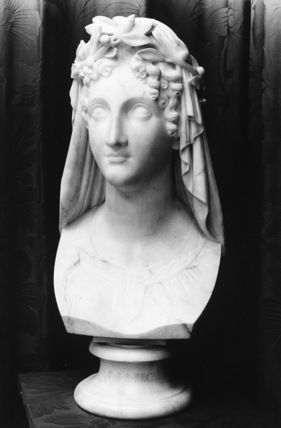 Bust of Madame Recamier as Beatrice
