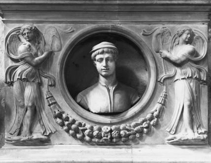 Santa Maria in Aracoeli;Monument to Lodovico Grato Margani