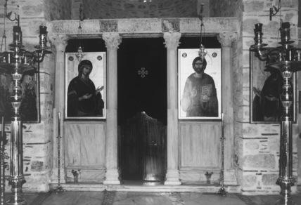 Hosios Loukas;Church of The Mother of God