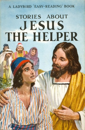 Jesus The Helper